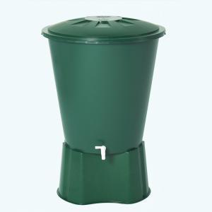 KEREK zöld esővízgyűjtő, 310 L