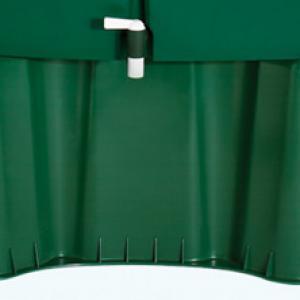 TARTÓ TALP szögletes 520 L esővízgyűjtőhöz