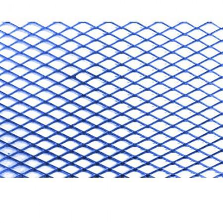 Alu rács Aluminium grill rács Kék