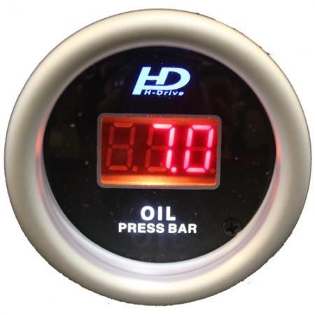 Autós sport műszer digitális olajnyomásmérő OR-DGT8804