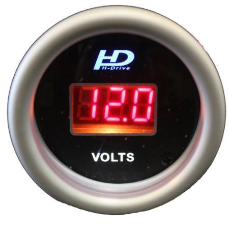 Autós sport műszer digitális voltmérő OR-DGT8801