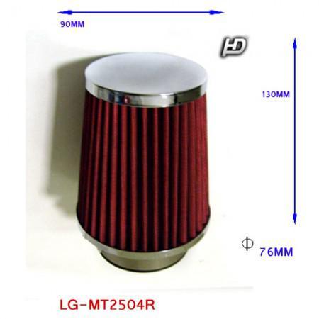 Direkt szűrő / Sport levegőszűrő piros LG-MT2504R