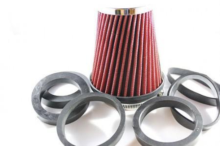 Direkt szűrő / Sport levegőszűrő piros LG-MT2512R