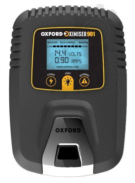 EL571.OXFORD Akkumulátortöltő
