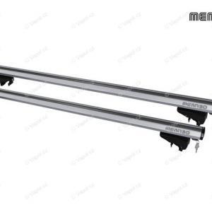 Tetőcsomagtartó korlátos Menabo Silver LINCE 120cm