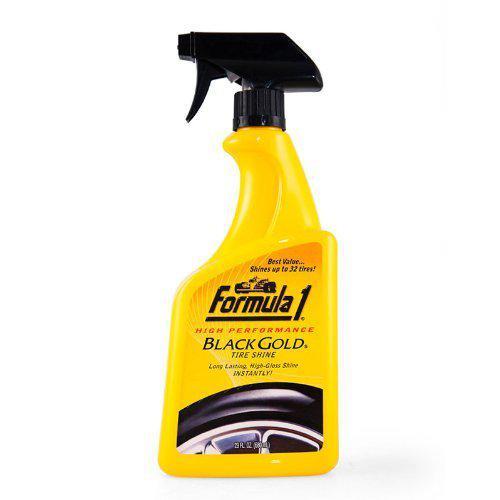 FORMULA1 Black Gold Gumiápoló 680ml