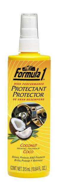 FORMULA1 Műszerfal tisztító és ápoló spray kókusz illattal