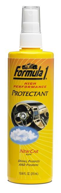 FORMULA1 Műszerfal tisztító és ápoló spray új autó Illattal