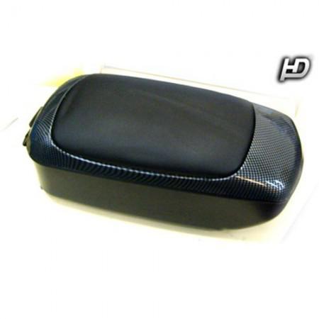 Könyöktámasz fekete - karbon KNY-48002B/C