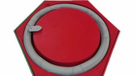 Kormányvédő szürke 37-39 cm
