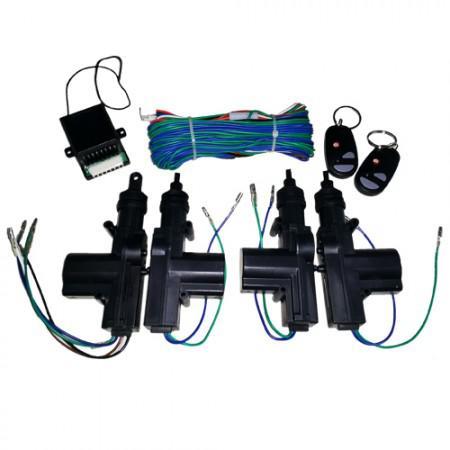 Központi zár készlet AV-LD001 B/LJ005