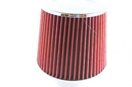 Nagyméretű direkt szűrő / sport levegőszűrő piros LG-MT2506/R