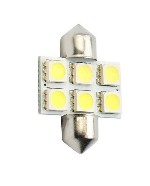 SMD Sofita 31mm Fehér