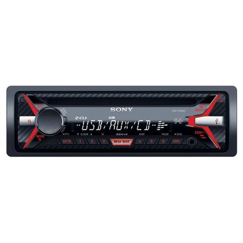 Sony CDX-G1101U Autórádió CD/USB MP3