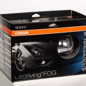 OSR LED DRL FOG101 Menetfény