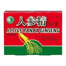 Active Panax Ginseng