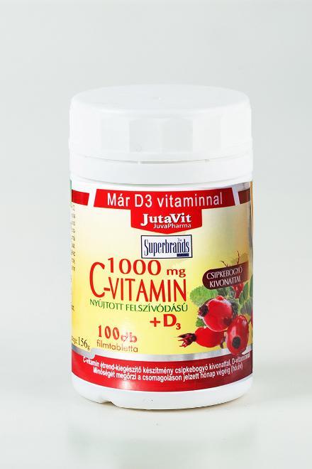 C vitamin 1000mg 100db