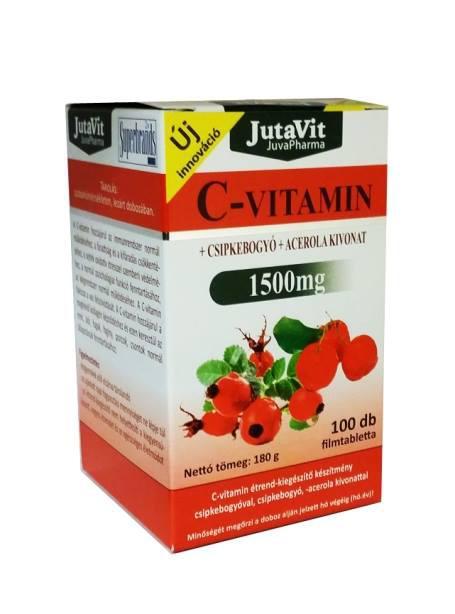 C vitamin 1500mg 100db