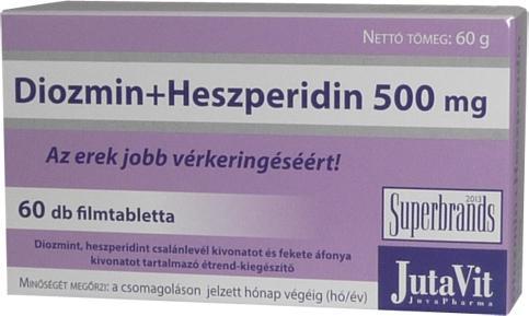 Diozmin Heszperidin 60db