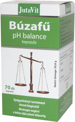 JutaVit Búzafű pH balance (70 db)