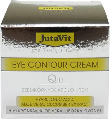 JutaVit Cosmetics Q10 Szemkörnyék ápoló krém 15 ml