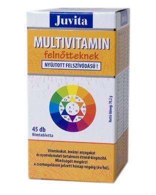 JutaVit multivitamin immunkomplex és senor