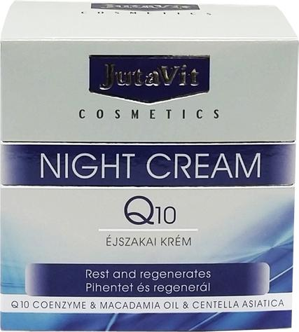 JutaVit Q10 Éjszakai arckrém 50 ml