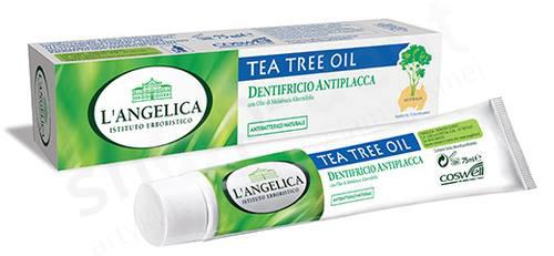 Teafaolaj fogkrém