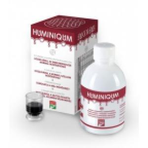 Huminiqum étrendkiegészítő szirup 250ml részletes leírása
