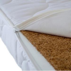 Kombinált szerkezetű kókusz-szivacs matrac, 60x120x10 cm