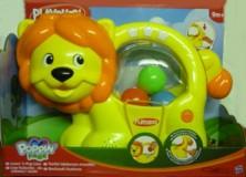 Tanító labdacsos oroszlán - Playskool