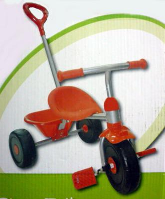 Tricikli, piros
