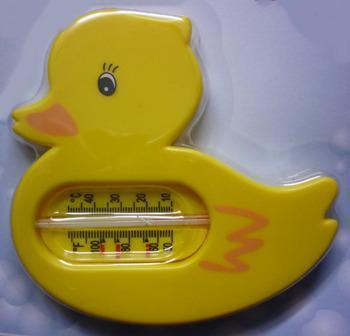 Vízhőmérő, kacsás