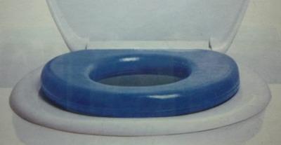 WC szűkítő párnázott