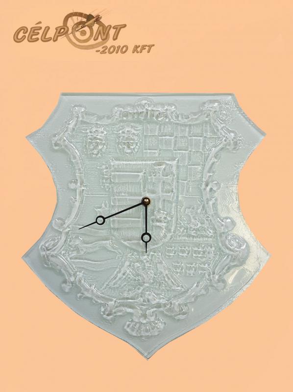 Címeres Óra