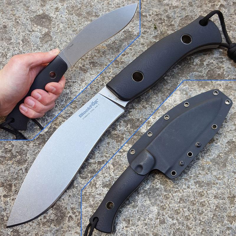 Black Fox Dipprasad Kukri outdoor kés