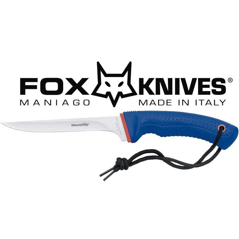 Black Fox filézőkés 16 cm