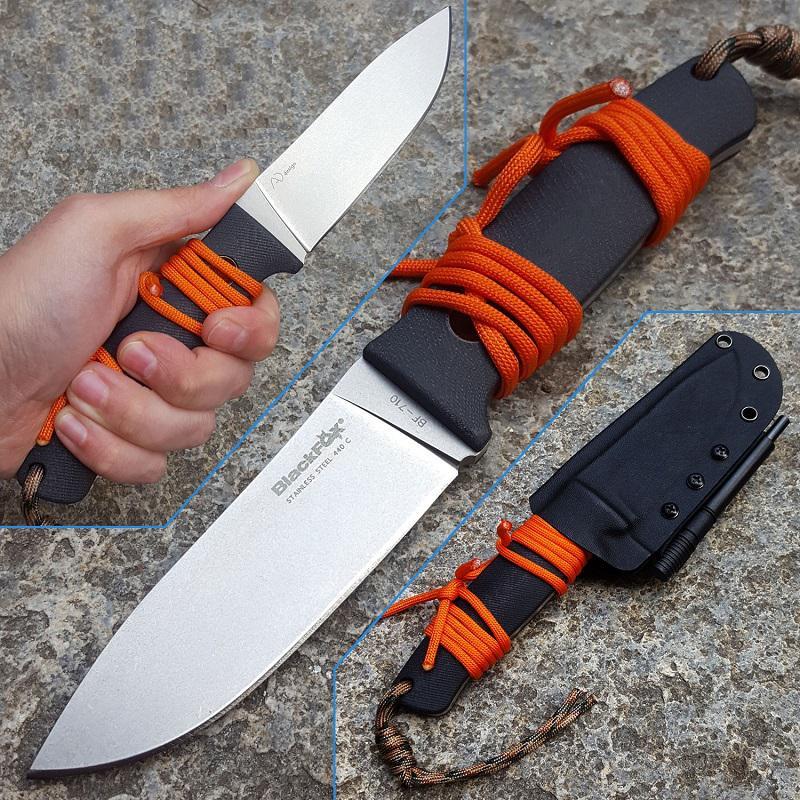 Black Fox Vesuvius outdoor kés