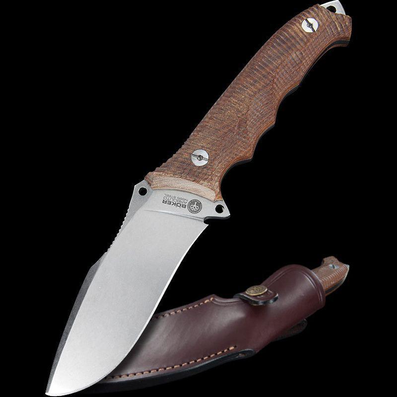 Böker Arbolito Buffalo Soul 42 vadászkés outdoor kés