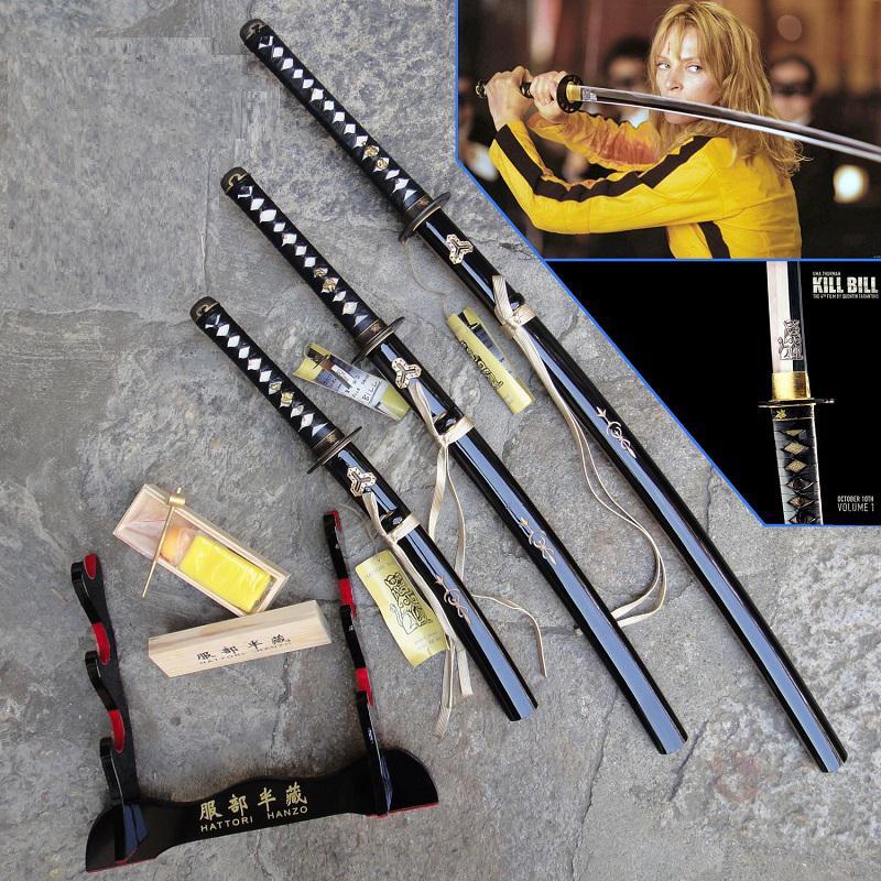 Böker Magnum Hattori Hanzo szamurájkard szett