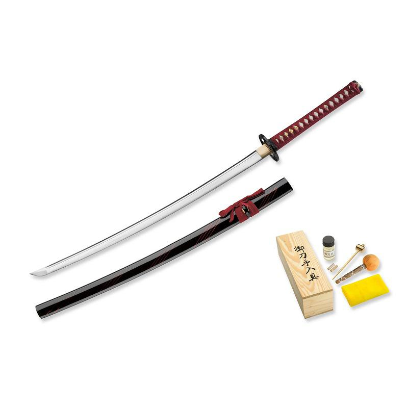 Böker Magnum Red Samurai kard