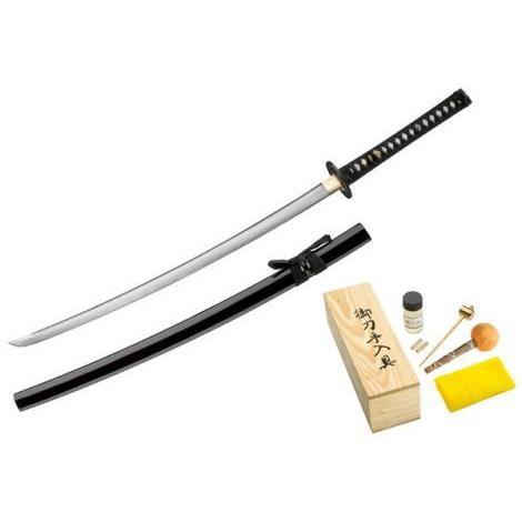 Böker Magnum Samurai Damast kard
