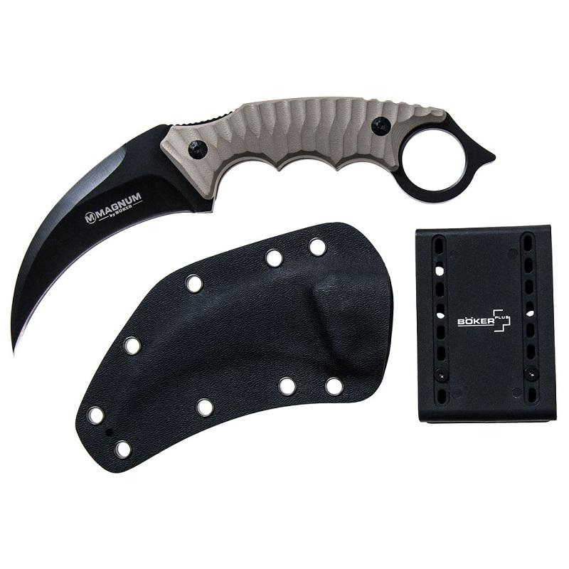 Böker Magnum Spike Karambit kés