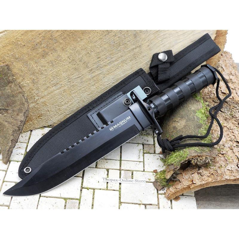 Böker Magnum Survivalist taktikai outdoor kés