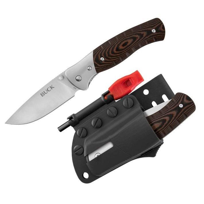 Buck Folding Selkirk outdoor kés zsebkés