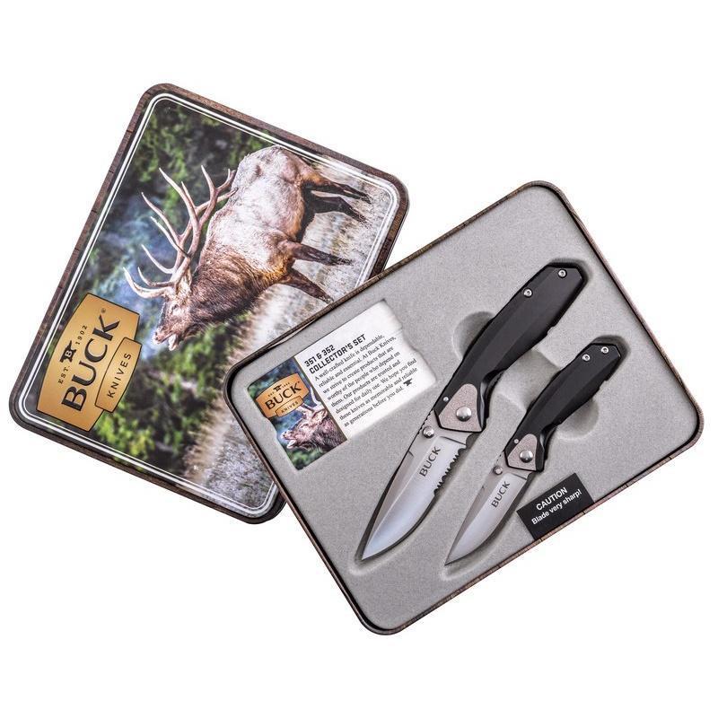 Buck Limited Edition 157 zsebkés szett díszdobozban