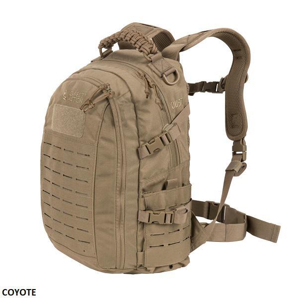Direct Action Dust MKII Backpack hátizsák, 16 féle színben