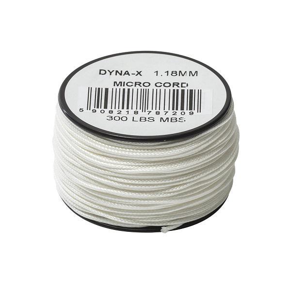 Dyna X Micro Cord (30m) - Fehér
