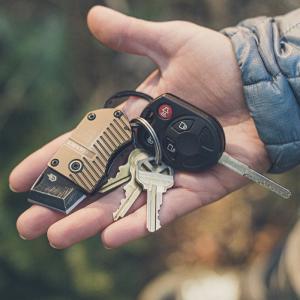 Gerber KeyNote kulcstartó zsebkés