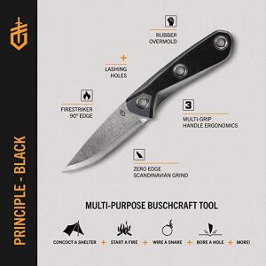 Gerber Principle bushcaft kés